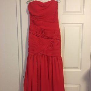 💃 red formal dress 💃
